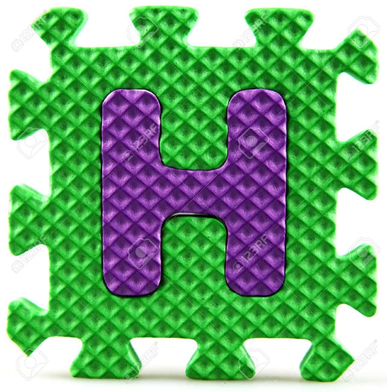 Puzzle Piece Font Alphabet Puzzle Pieces on