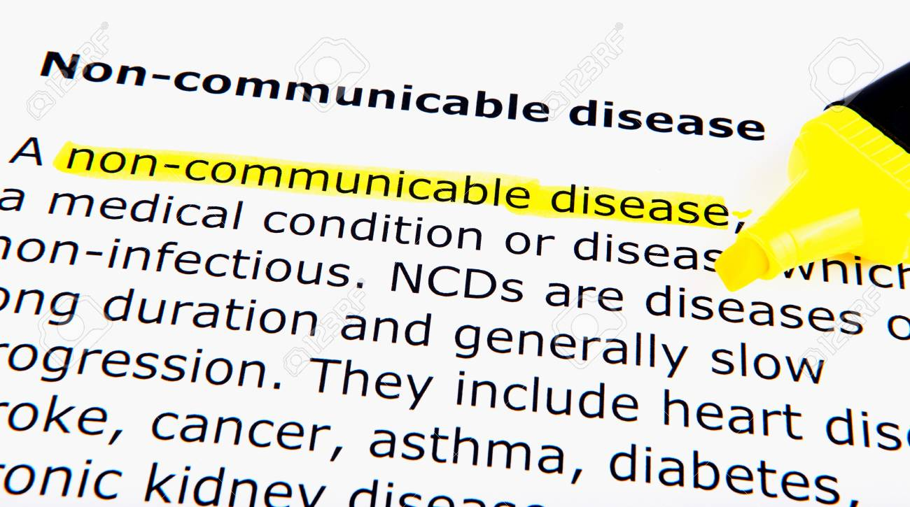 Non-communicable disease Stock Photo - 11495229