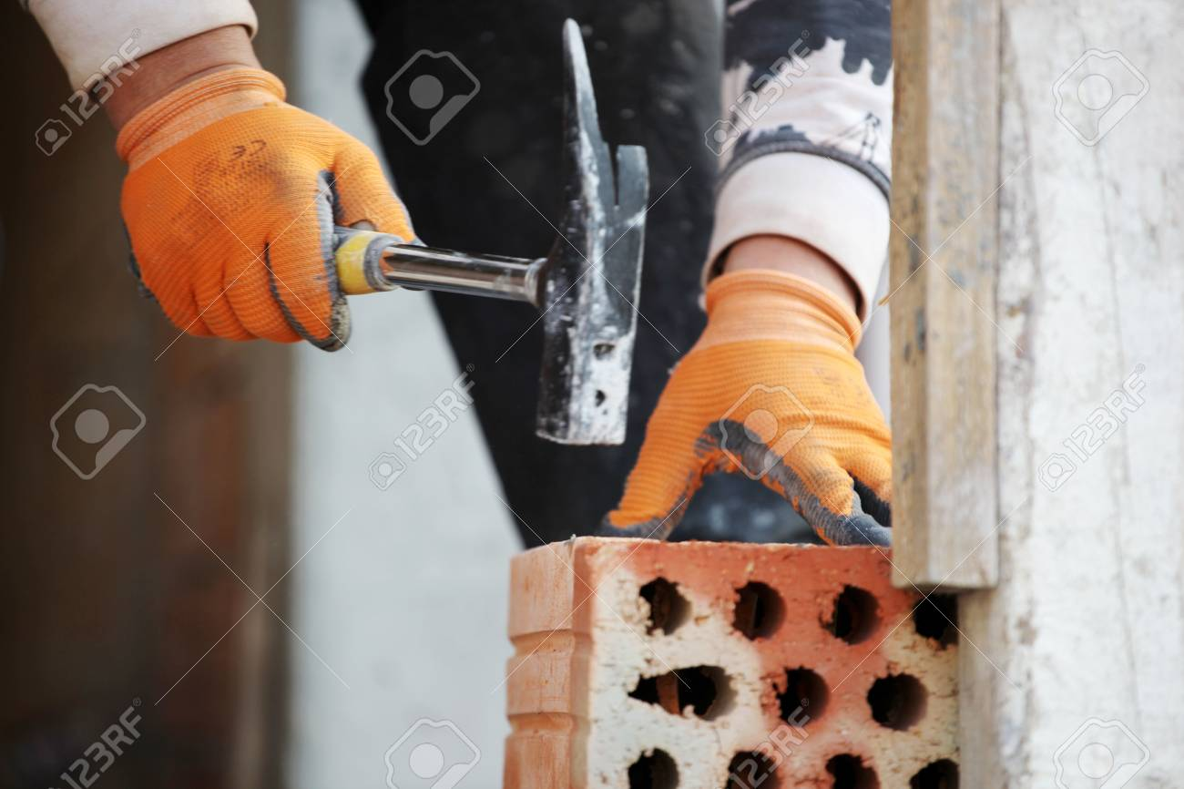 bricklayer Stock Photo - 16814311