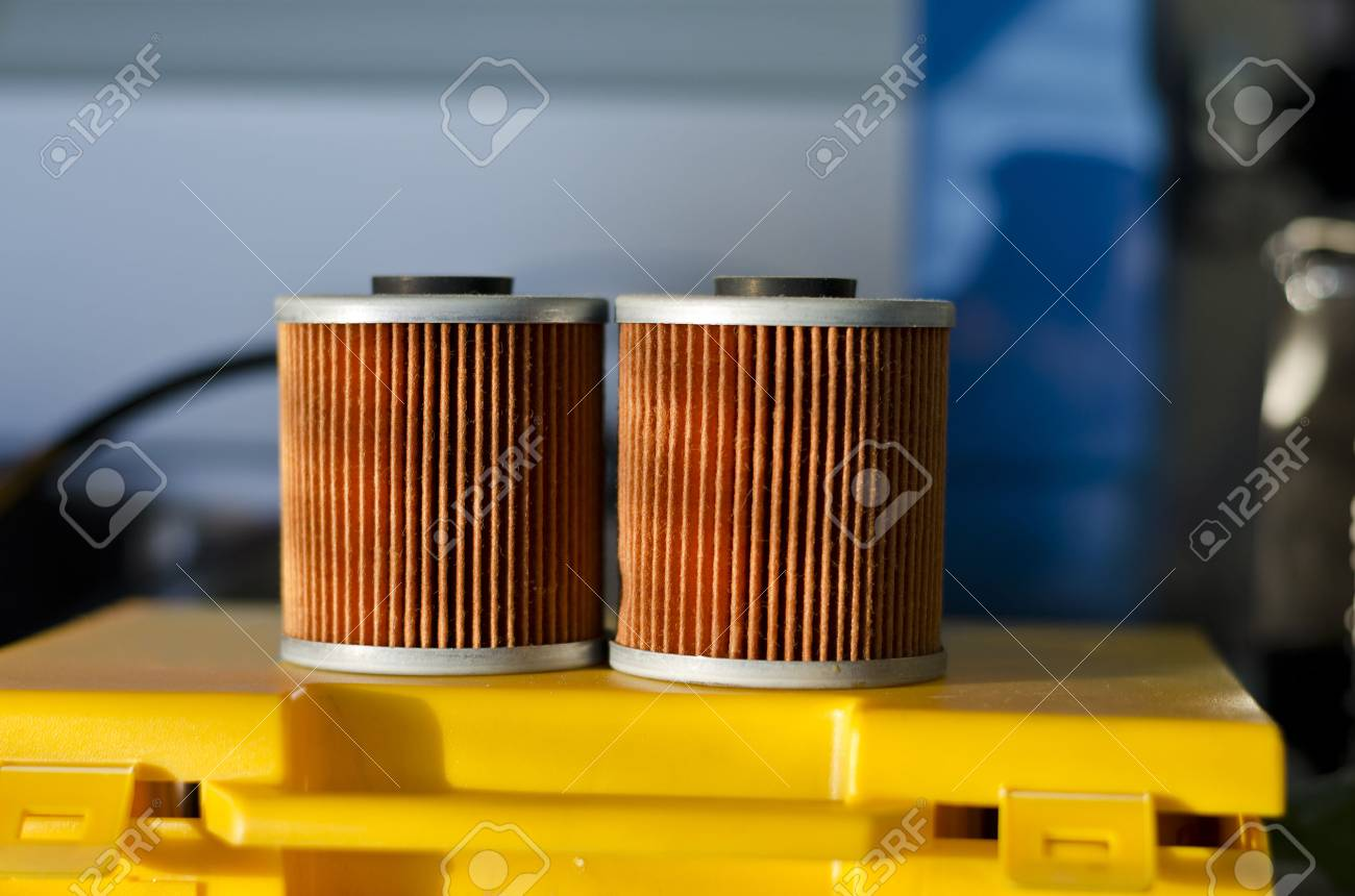 New Fuel Filter Cartridgeoil Dust Engine Filtercar Filters