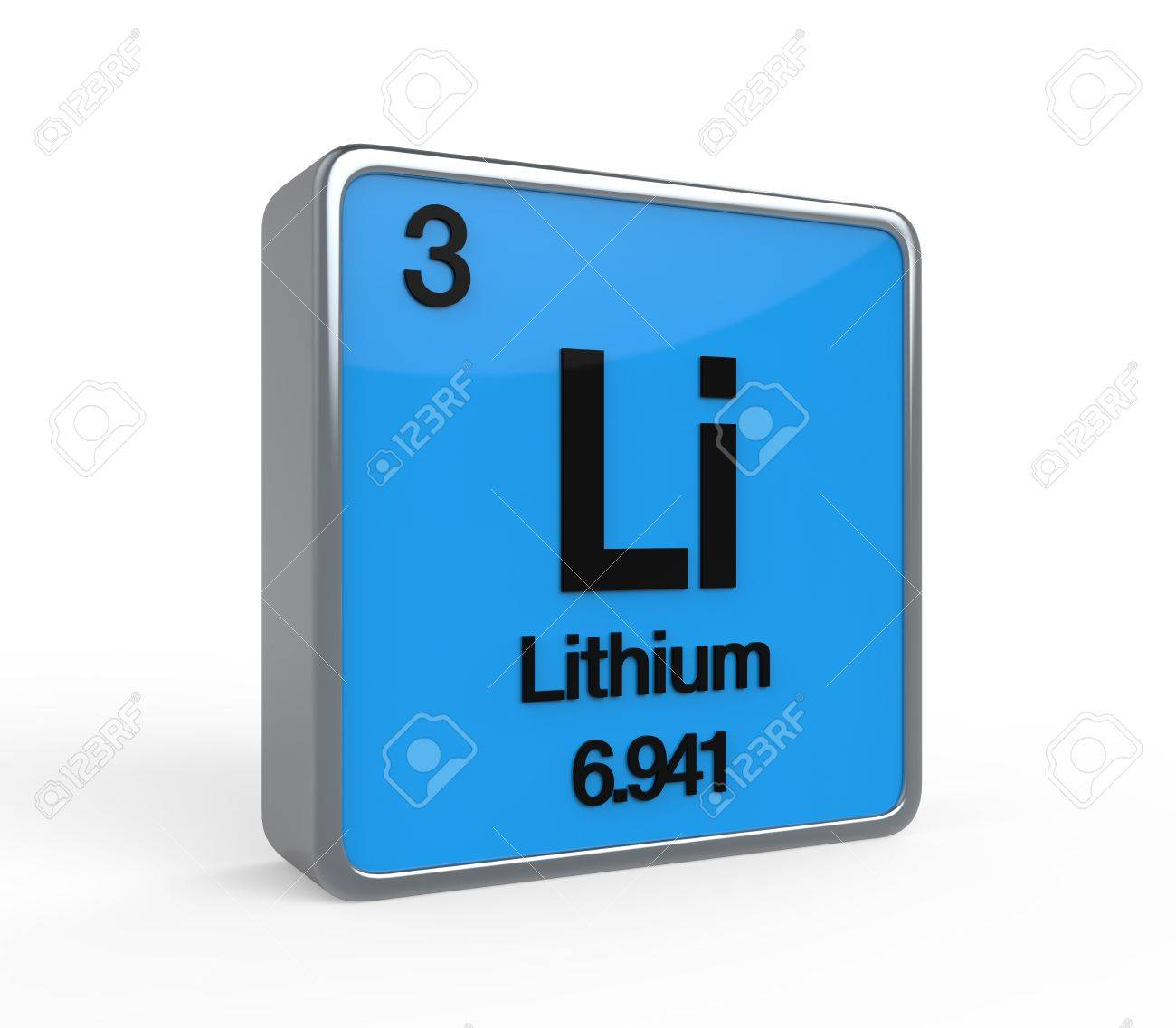 Lithium element periodic table stock photo picture and royalty free lithium element periodic table stock photo 20429781 urtaz Choice Image
