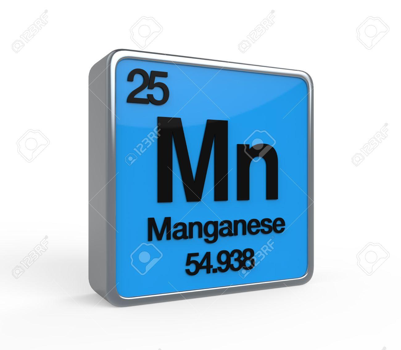 Manganeso tabla peridica elemento fotos retratos imgenes y foto de archivo manganeso tabla peridica elemento urtaz Image collections