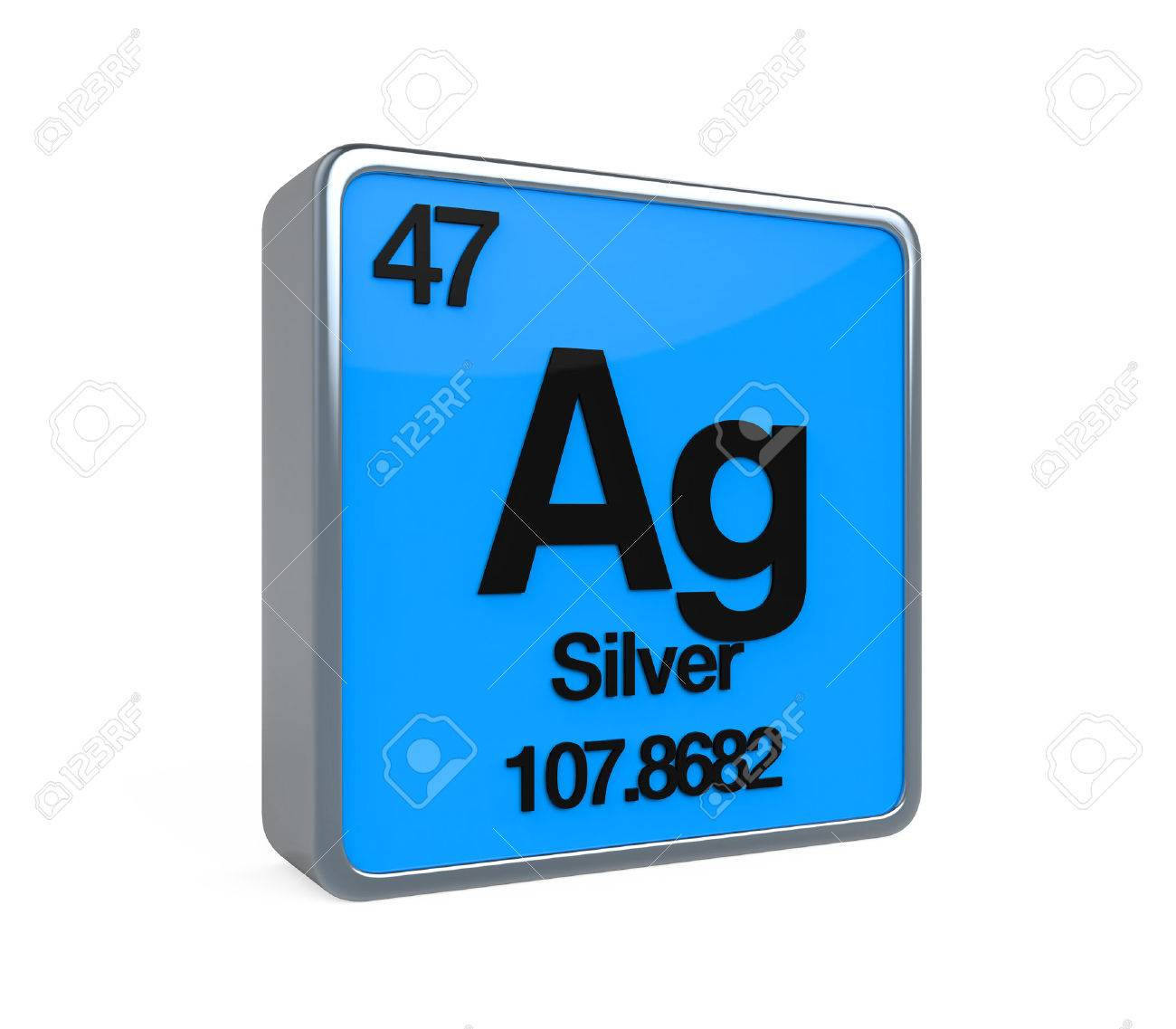 Silver element periodic table stock photo picture and royalty silver element periodic table stock photo 32867860 gamestrikefo Image collections