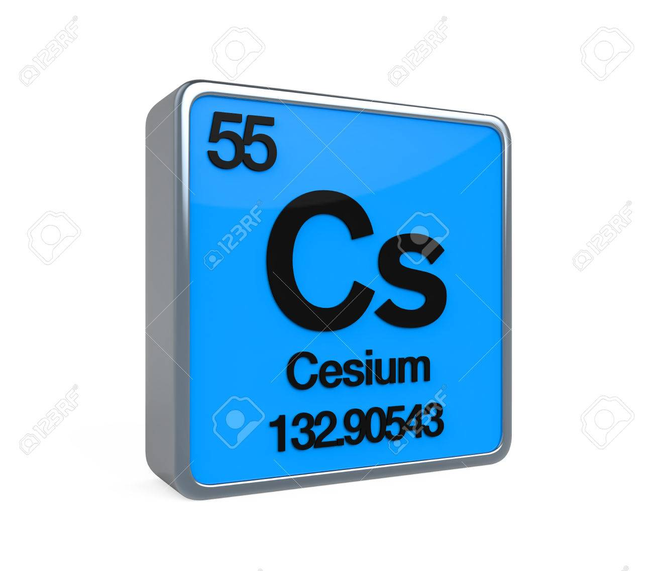 Cesium element periodic table stock photo picture and royalty cesium element periodic table stock photo 33006965 gamestrikefo Choice Image