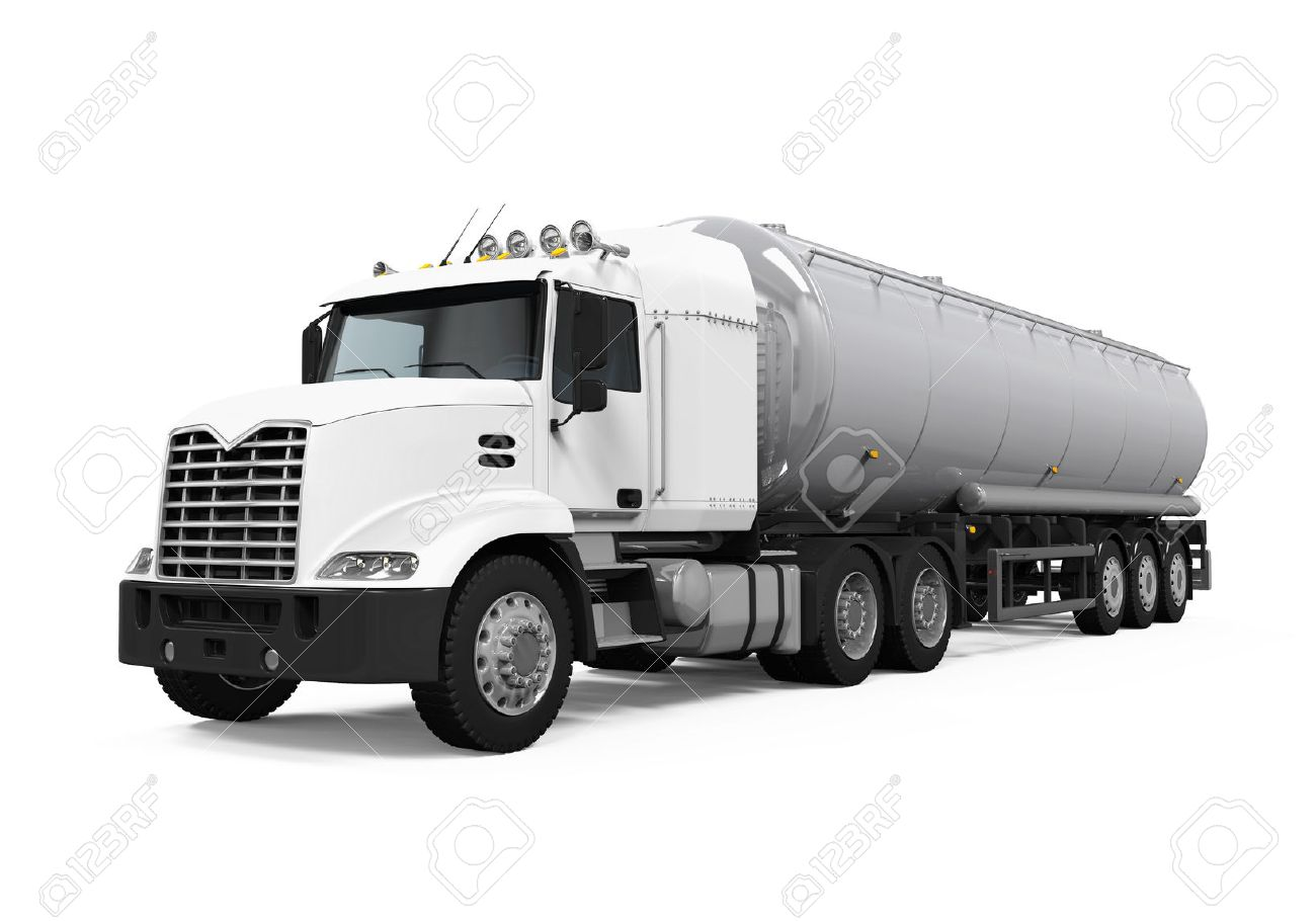 Fuel Tanker Truck Stock Photo, Picture And Royalty Free Image ...