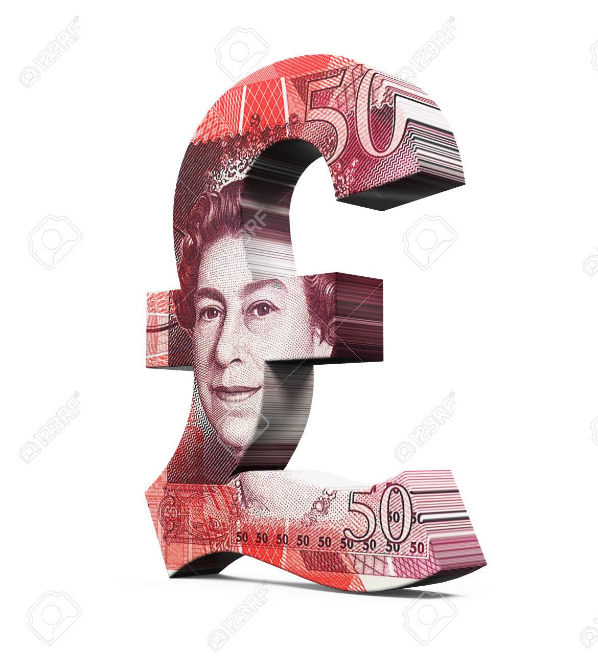 Great Britain Pound Symbol Stock Photo Picture And Royalty Free