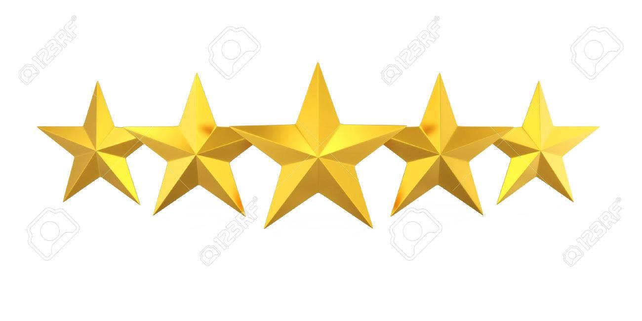 Five Golden Stars - 67257001