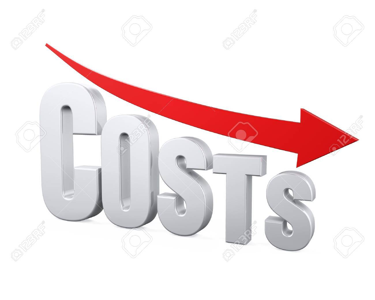Costs Reduction Concept - 70729468