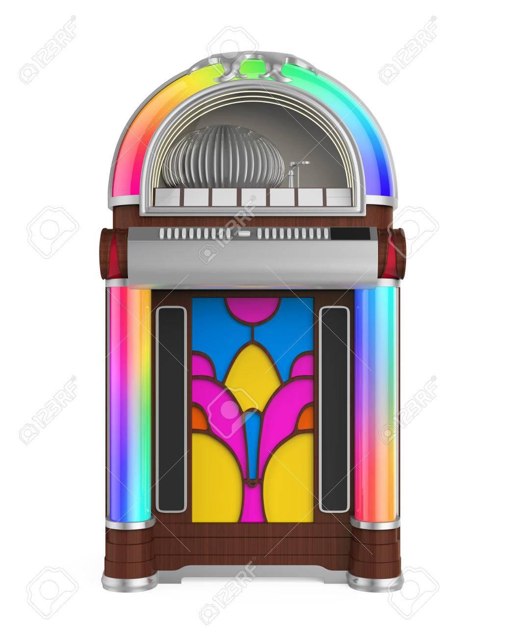 Vintage Jukebox Radio - 71537627