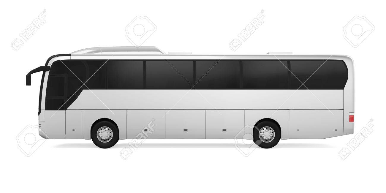 Coach Bus Isolated - 73100428