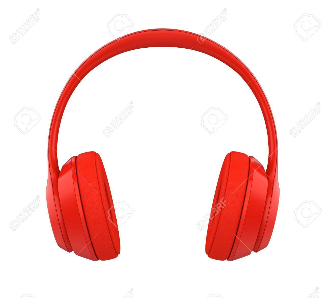 Headphones Isolated - 84136661
