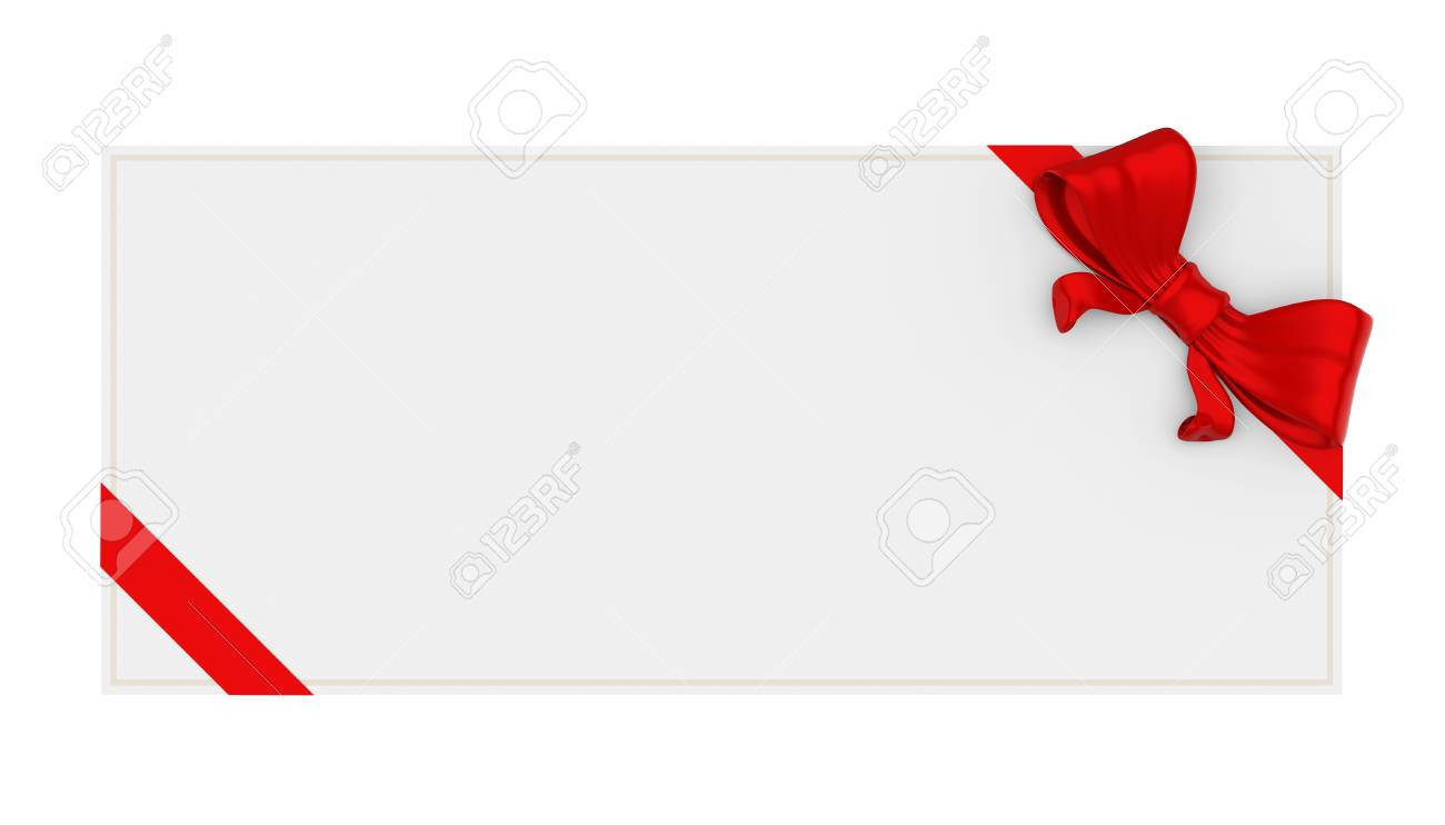 blank gift voucher isolated stock photo picture and royalty free
