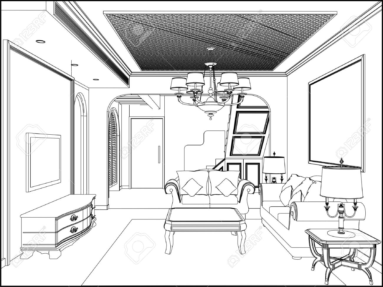 Living Room - 12002167