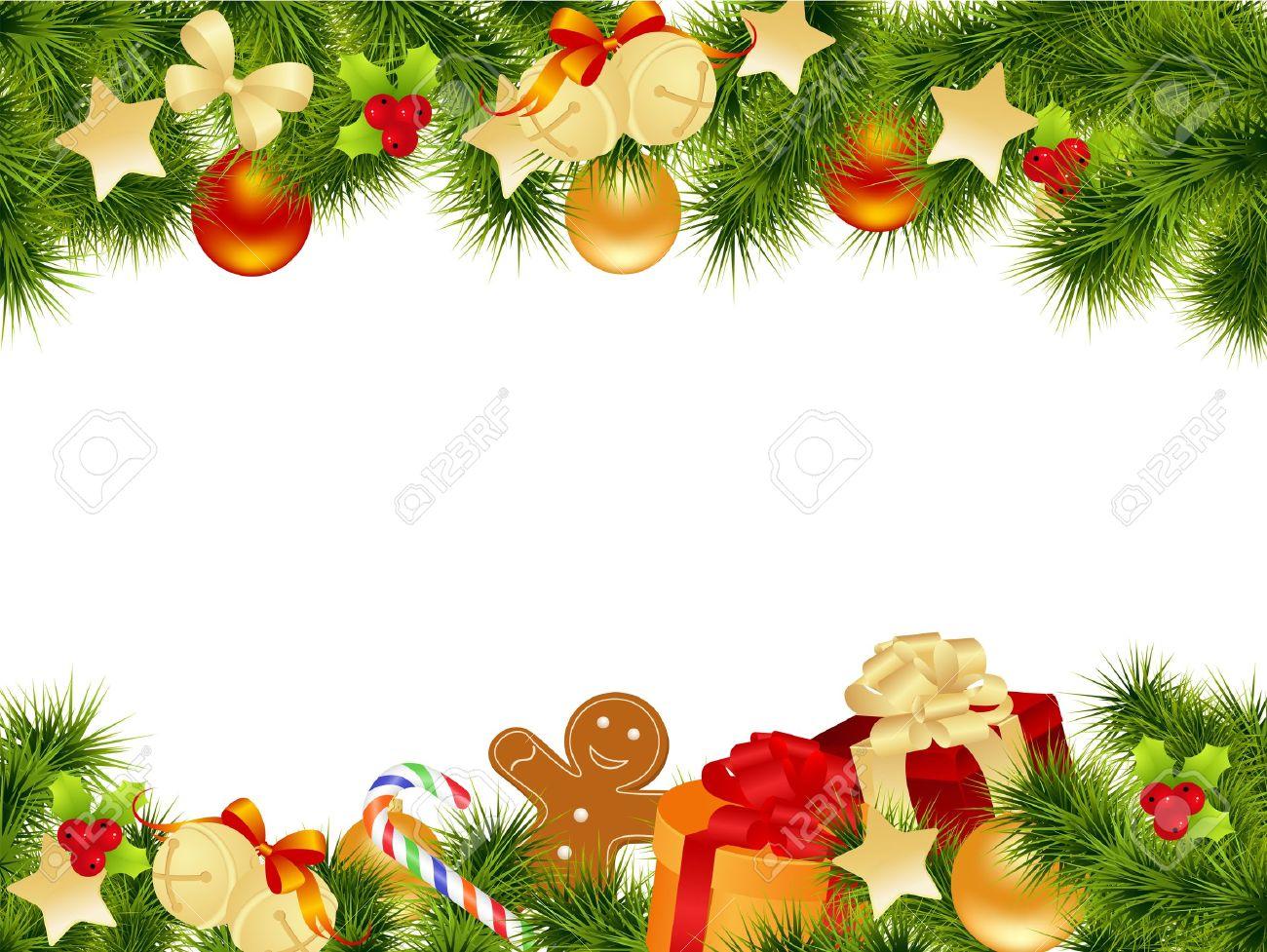 Christmas Card Frames Png