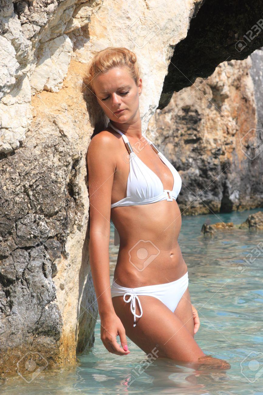 Bikini girl greece picture foto 392