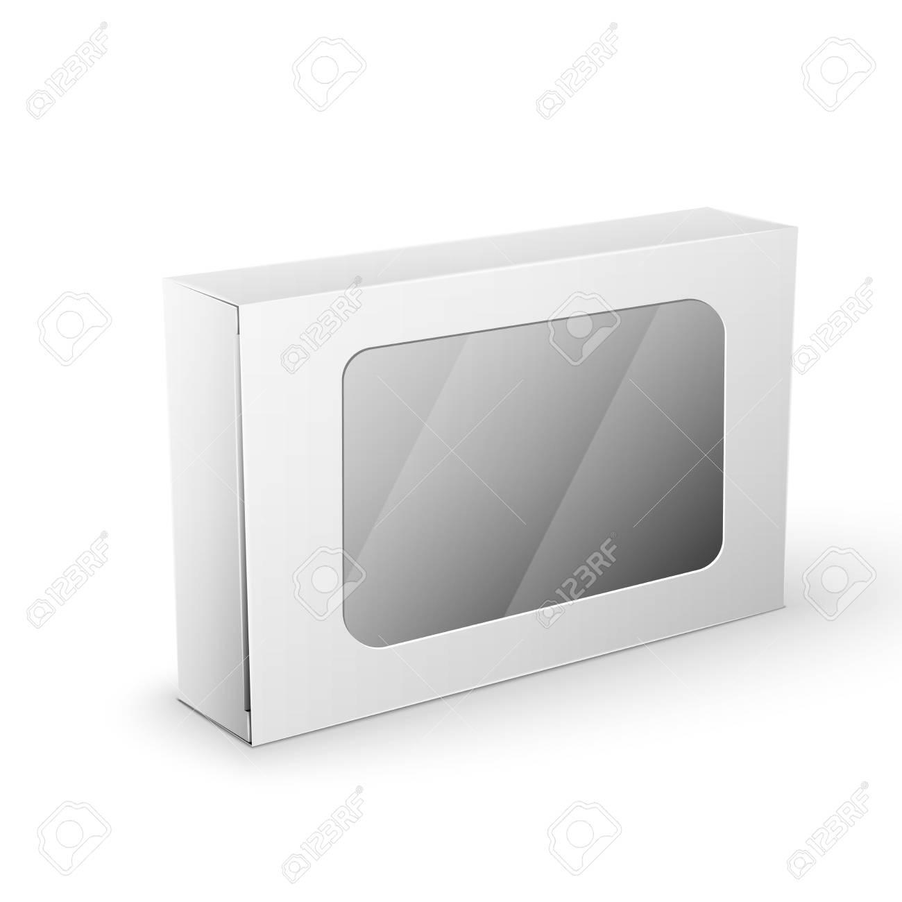 Anspruchsvoll Mypaketkasten Foto Von Weiß Artikel Psuperbe Rechteckigen Paket-kasten Standard-bild -