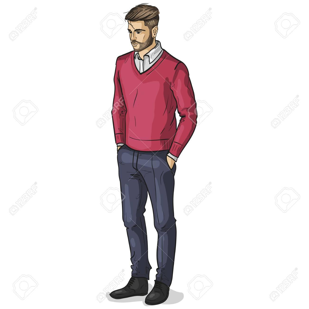 Mannequin Homme Habillé En Pantalon Et Chaussures Banque Dimages Et