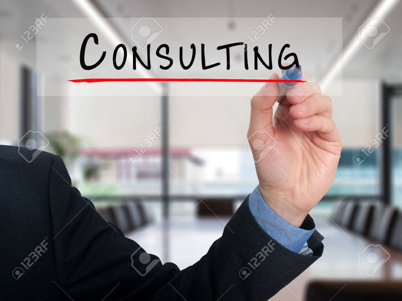 Writing consulting
