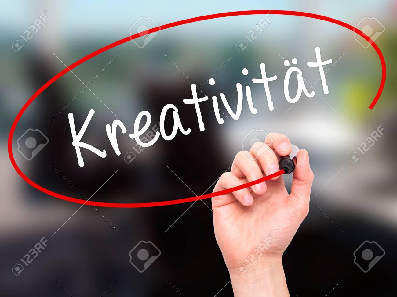 Ufficio In Tedesco : Man mano che scrive kreativit t creatività in tedesco con