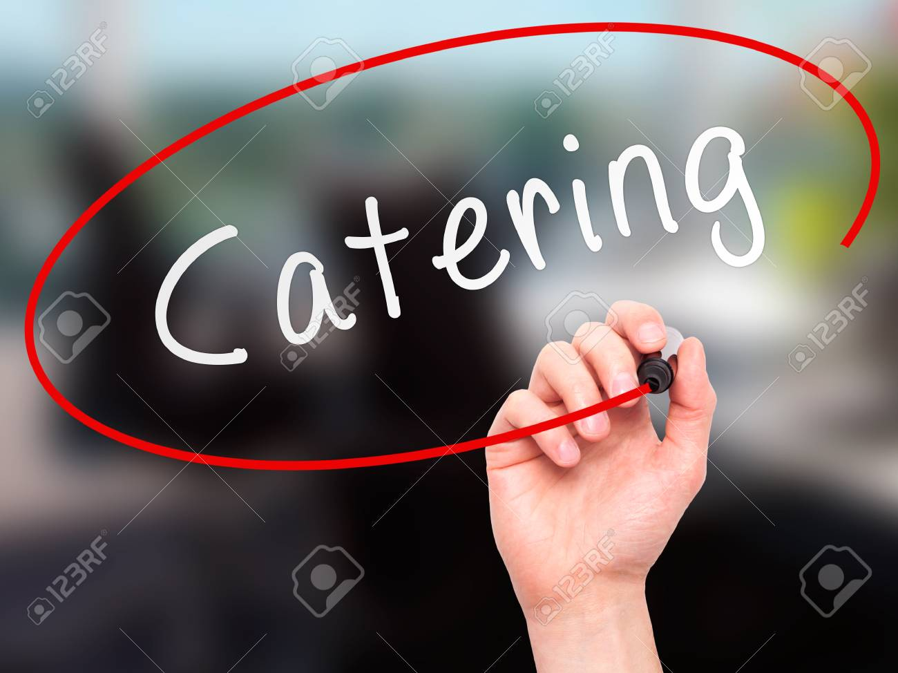 Image result for catering in writing