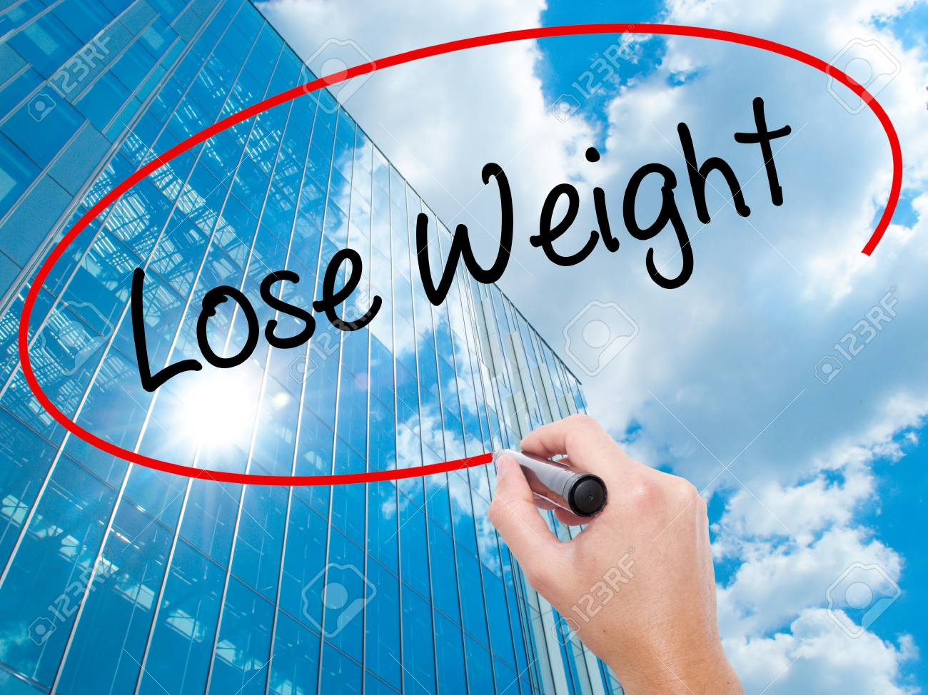 lose inches off waist without losing weight