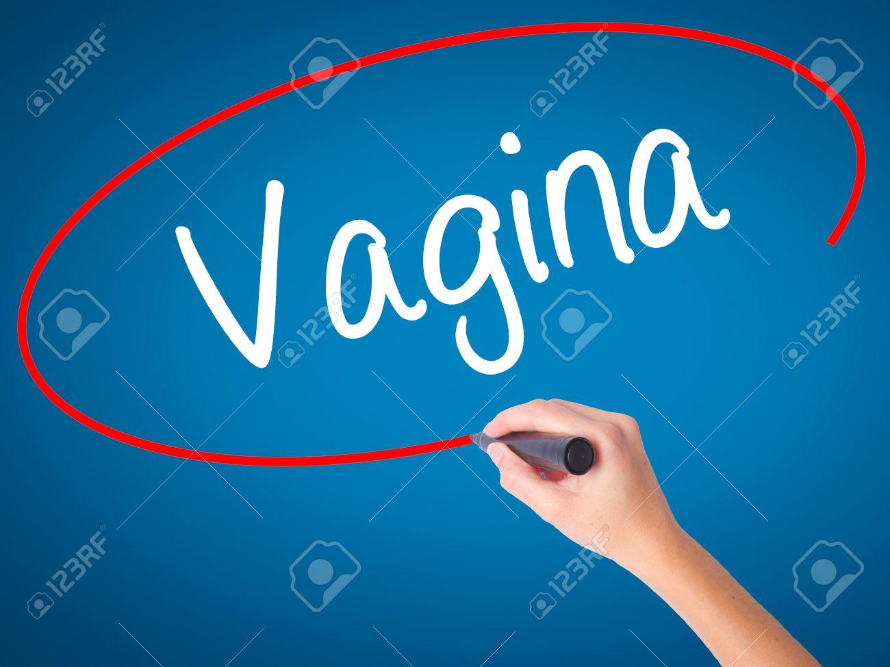 Noir femmes vagin