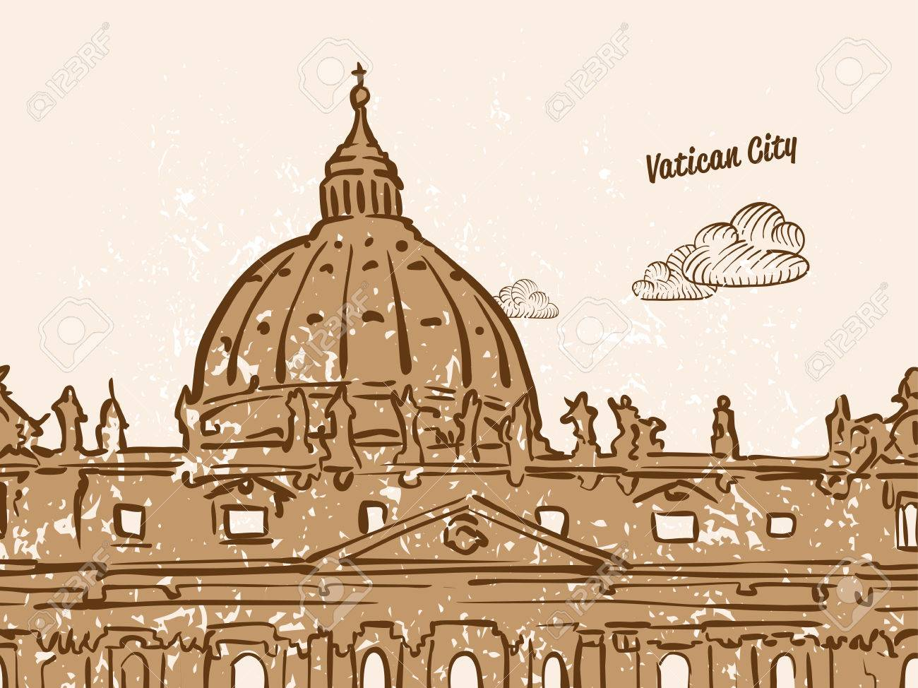 市 国 首都 バチカン