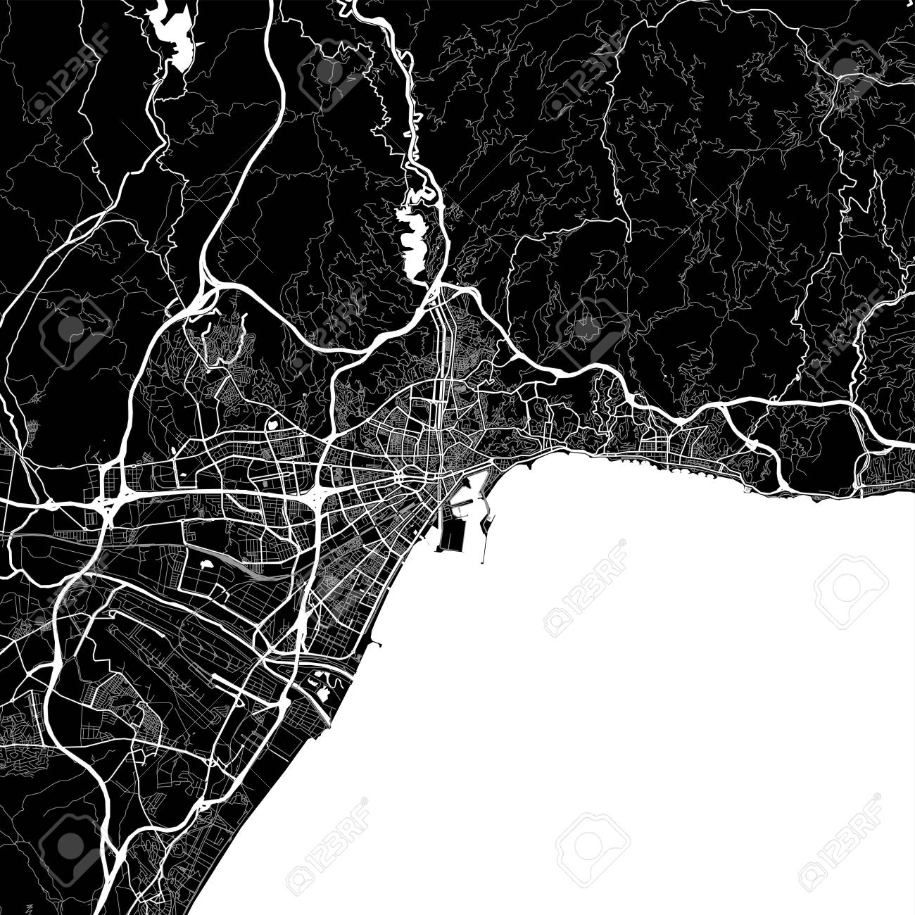 Map Of Malaga Spain Area on costa del sol map, venice italy area map, cities in spain malaga map,
