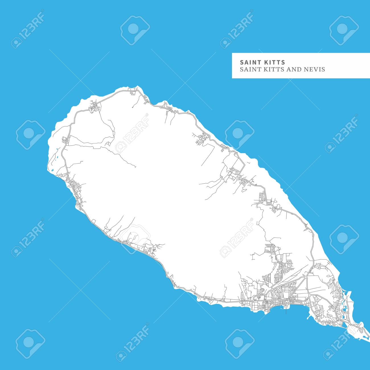Saint Kitts And Nevis Map on ukraine map, senegal map, albania map, montenegro map, redonda map, slovenia map, anglosphere map, svalbard and jan mayen map, caribbean map, yisrael map, monaco map, tokelau map, timor-leste map, lesotho map, virgin islands map, nevis island map, south georgia and the south sandwich islands map, serbia map, nevis on world map, singapore map,