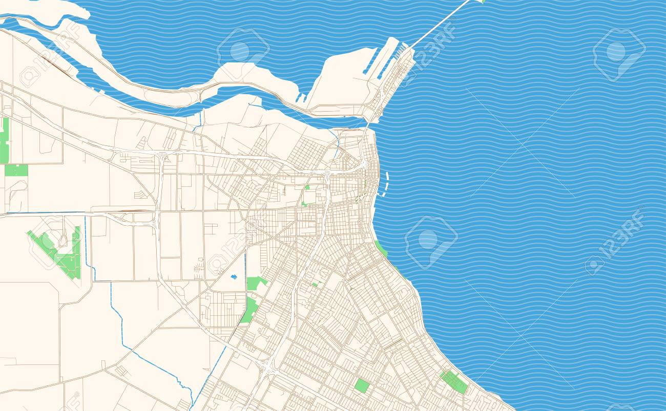 Corpus Christi Map Of Texas.Corpus Christi Texas Printable Map Excerpt This Vector Streetmap
