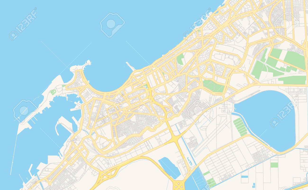 Picture of: Printable Street Map Of Alexandria Egypt Map Template For Business Royalty Free Cliparts Vectors And Stock Illustration Image 133677222