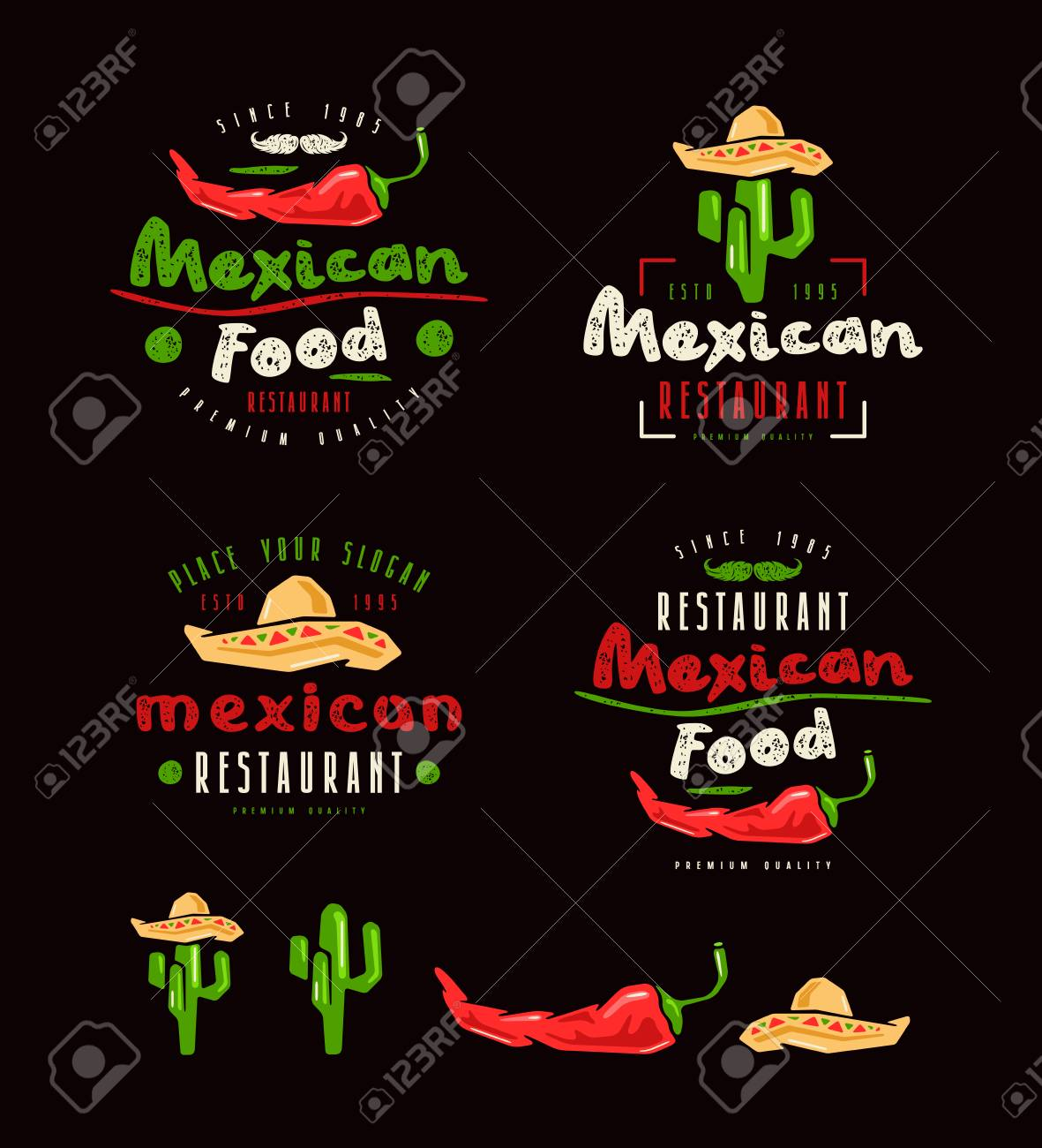 Mexican Food Labels 989bd349cc8