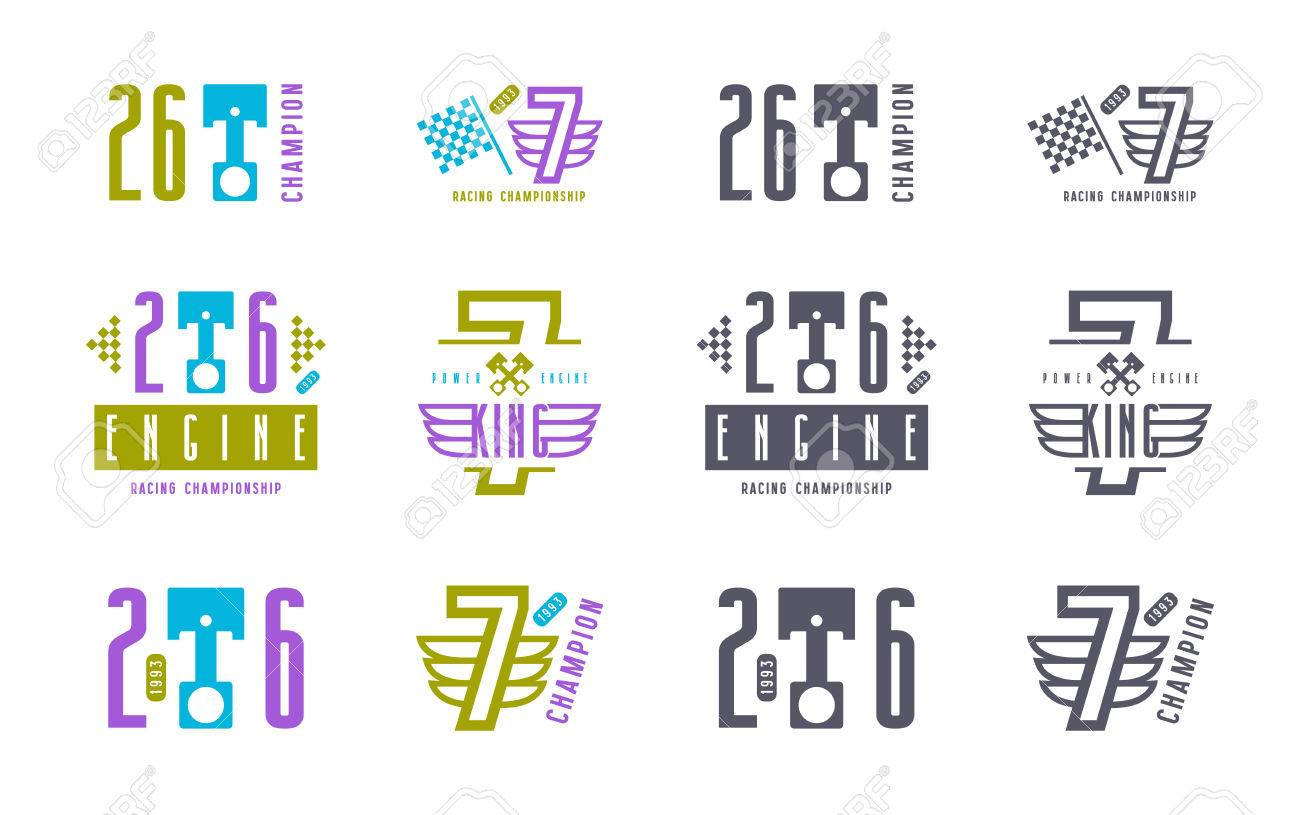 Vinyl Stickers For Race Car Graphic Design Or T Shirt