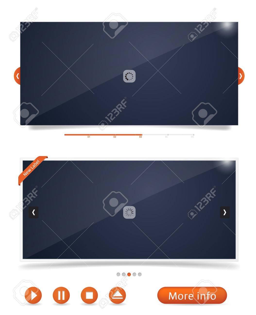 Web design frames - 12158887