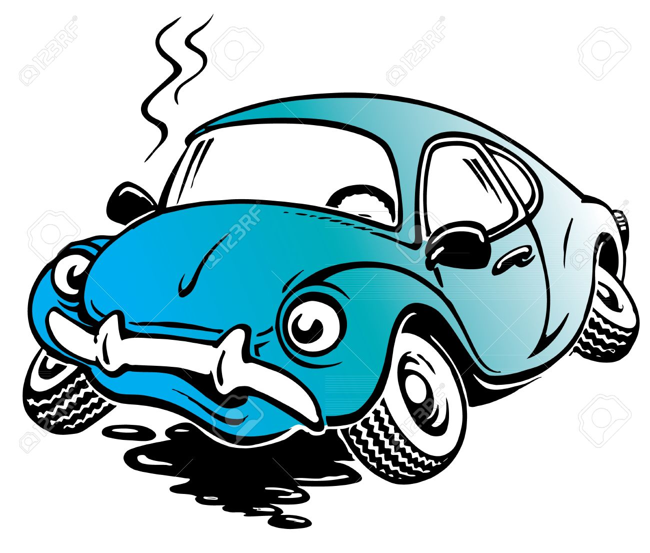 Image result for old Car cartoon