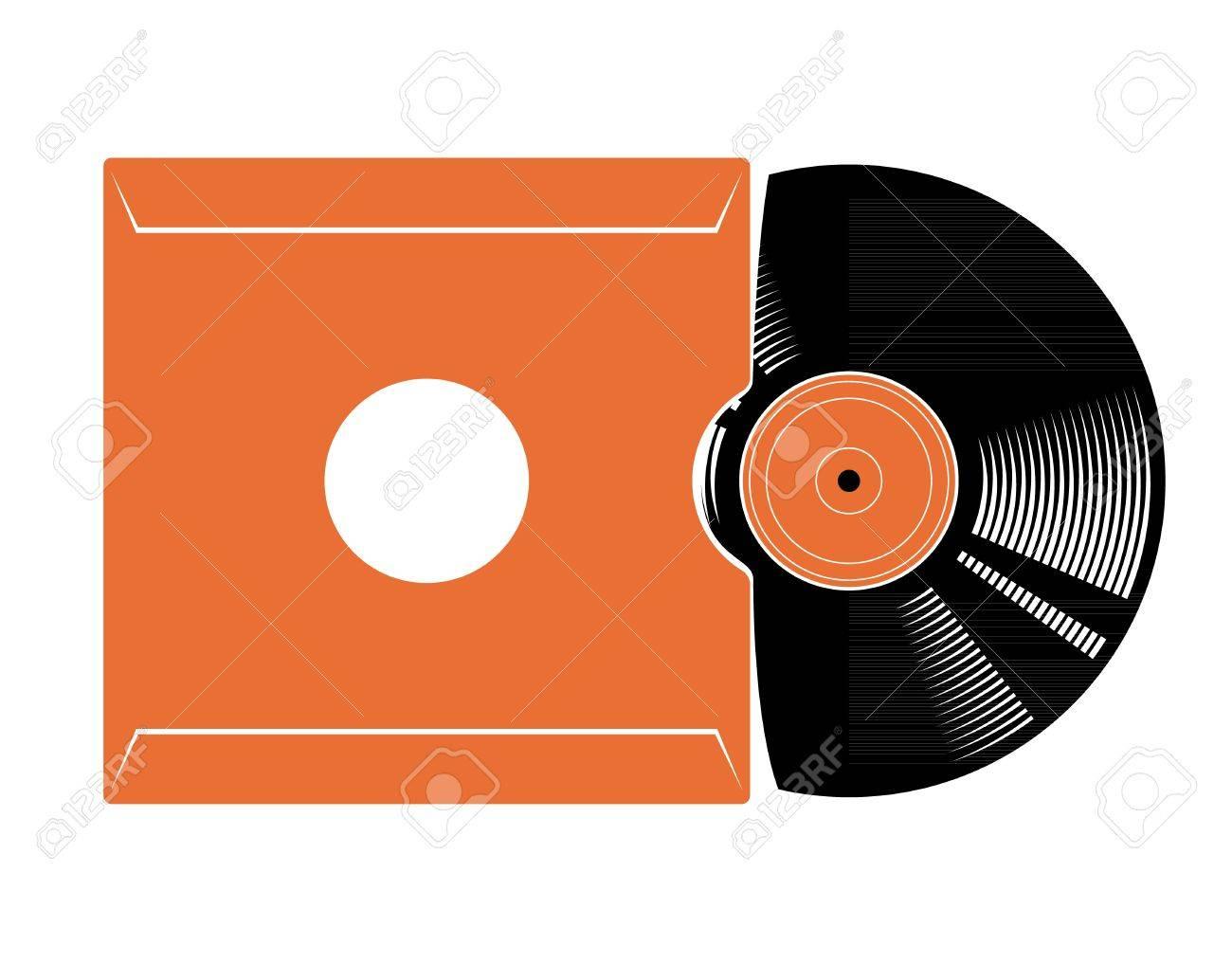 Vinyl recording disc - 12711058