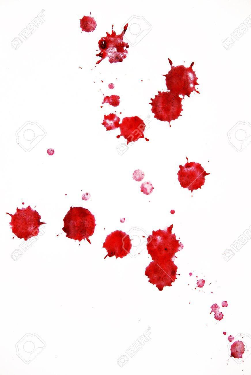 blood droplets - 21761447