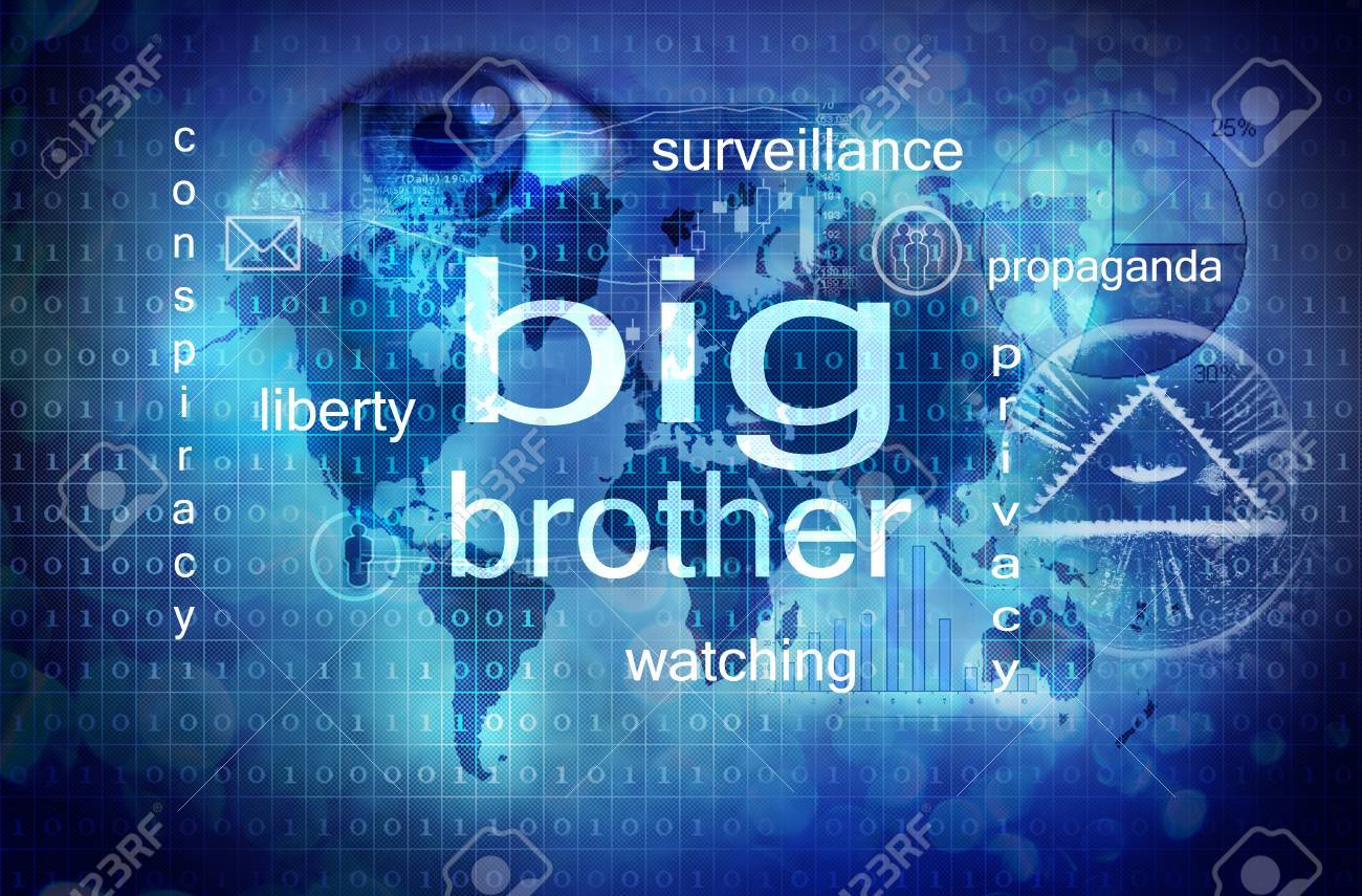 big brother is watching you - 26884087