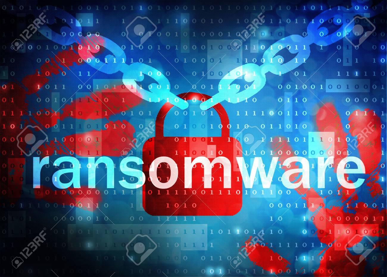 ransomware - 26884181