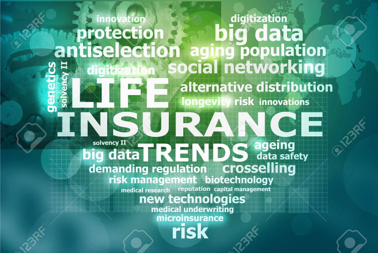 life insurance trends - 69021294