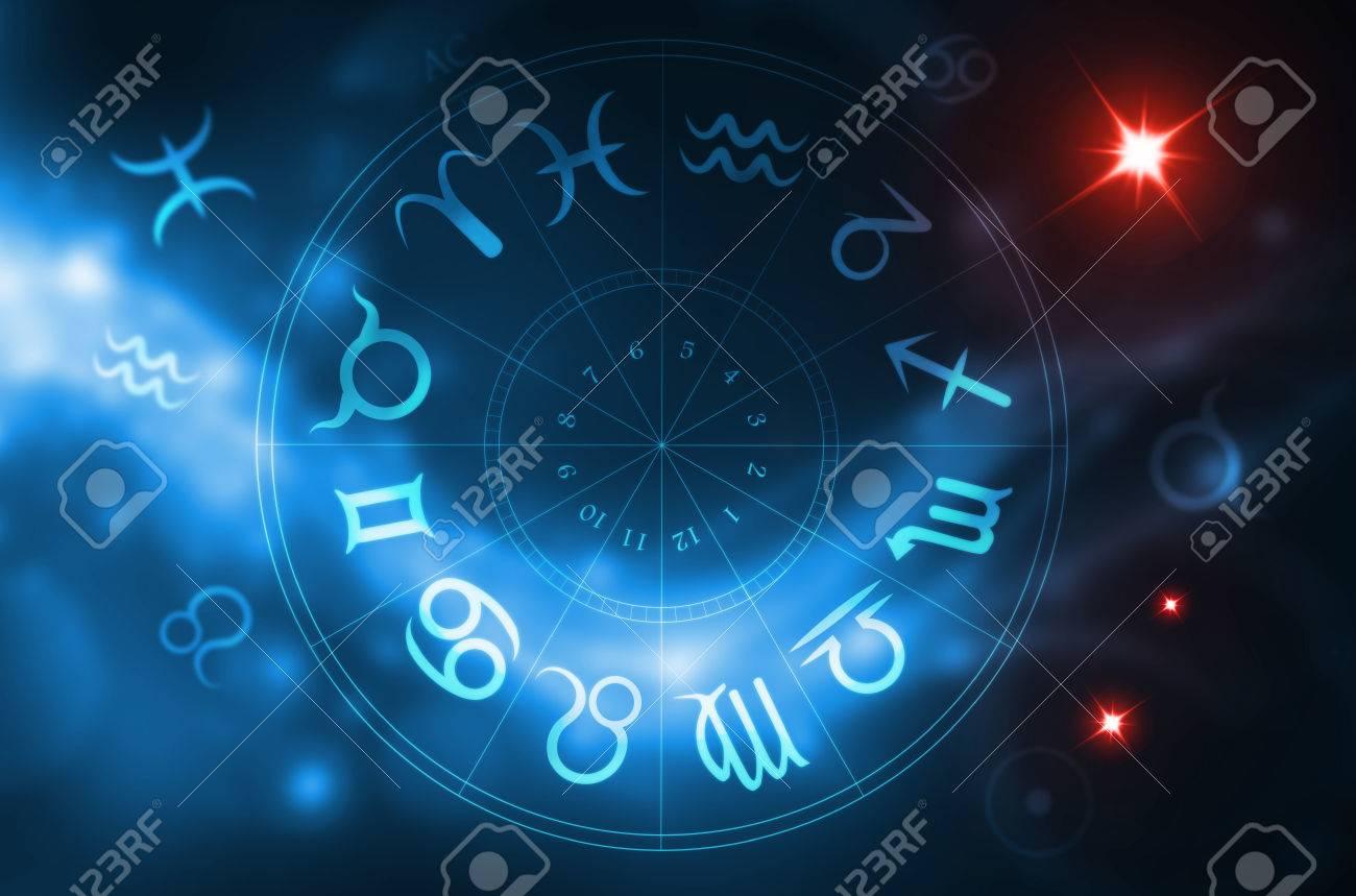 zodiac wheel - 69021331
