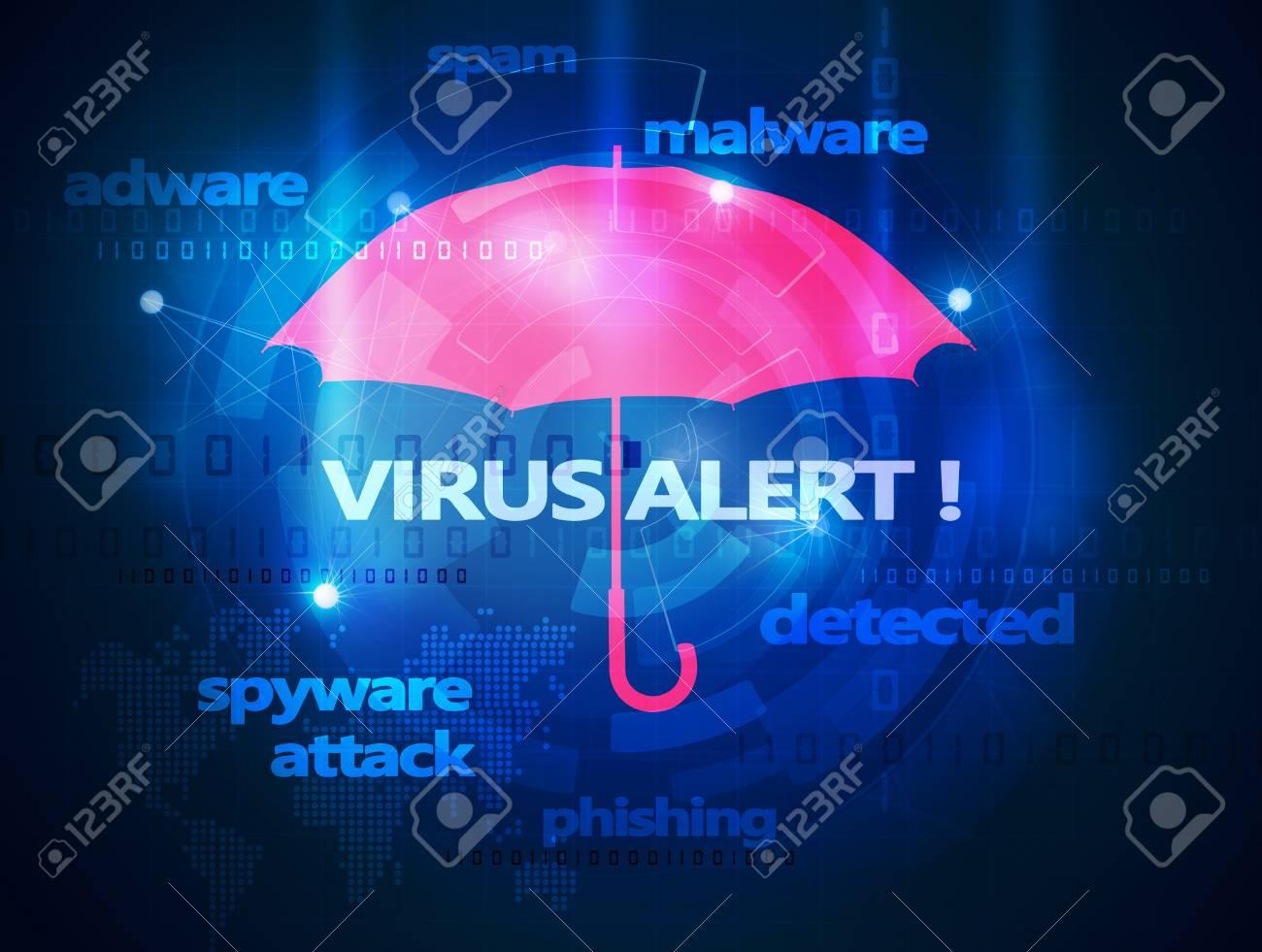 antivirus regenschirm