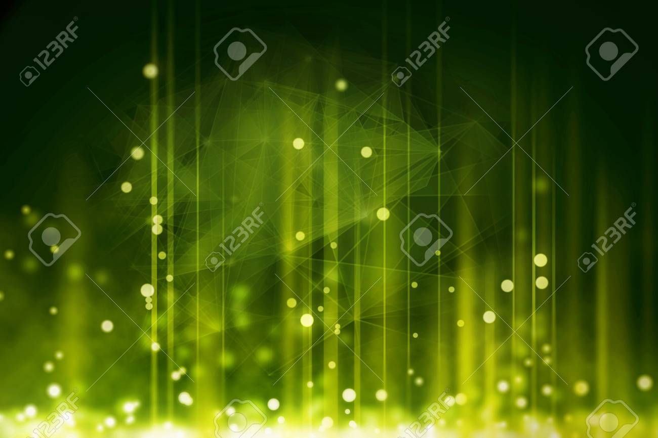 green matrix code background - 73467192