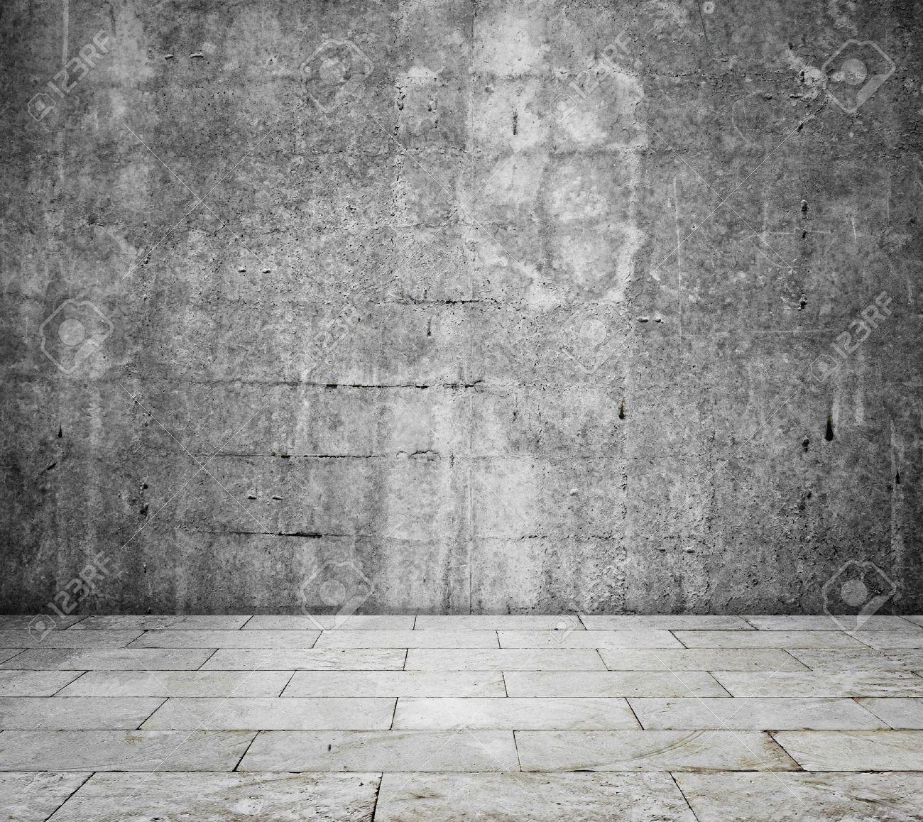 concrete interior - room Stock Photo - 12827004
