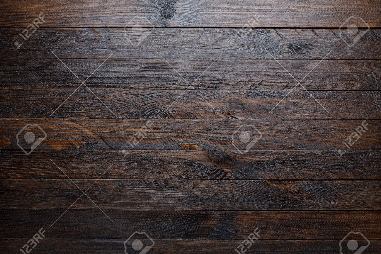 Rustic wood table texture - Rustic Wooden Table Background Top View Stock Photo 19717922