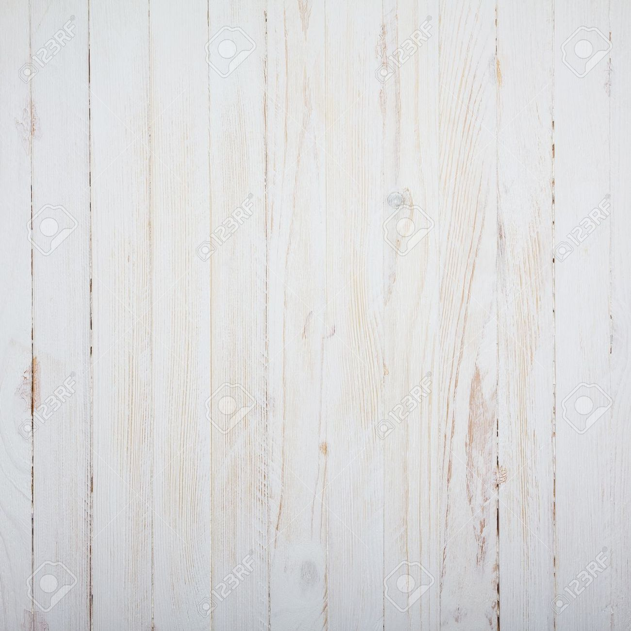 Vintage White Wooden Table Background Top View Stock Photo   21158278