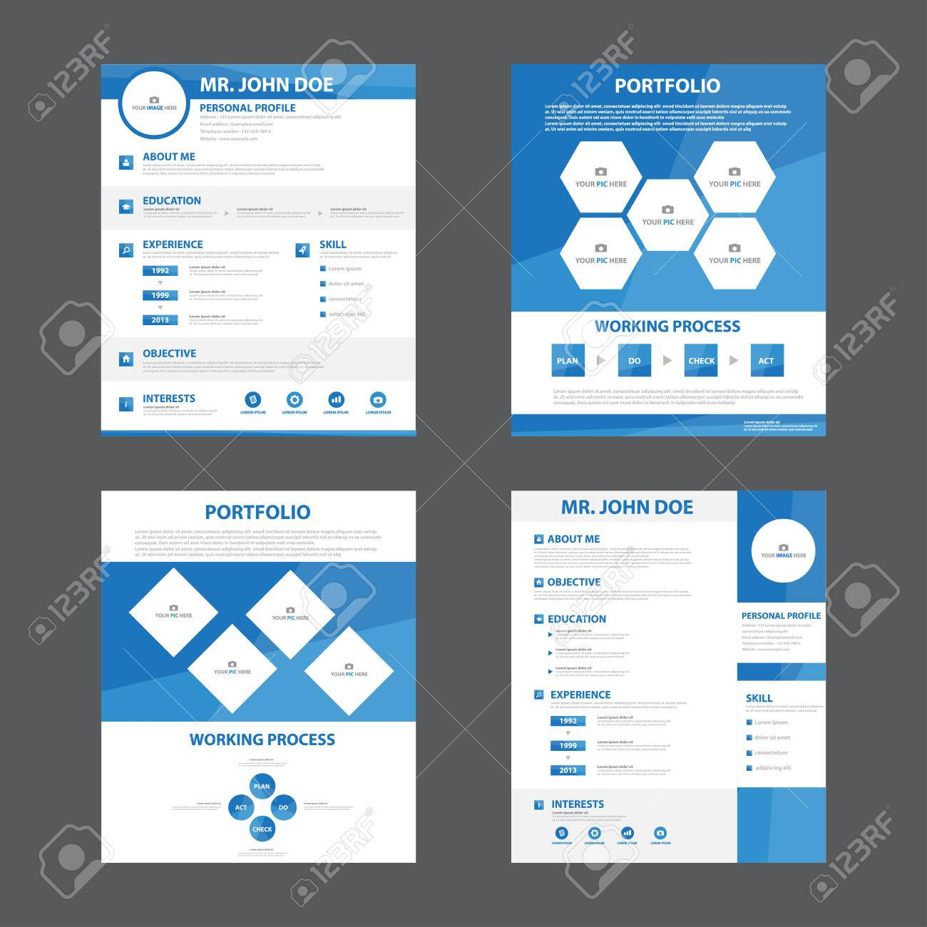 Smart creative resume business profile cv vitae template layout smart creative resume business profile cv vitae template layout flat design for job application advertising marketing friedricerecipe Choice Image