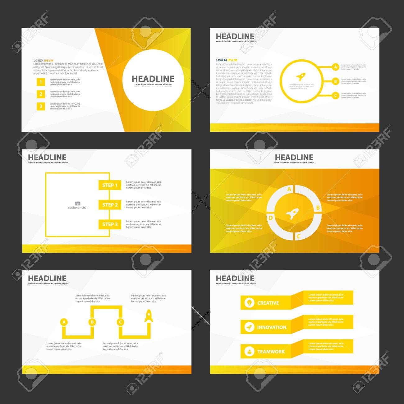 powerpoint flyer templates image collections - templates example, Modern powerpoint