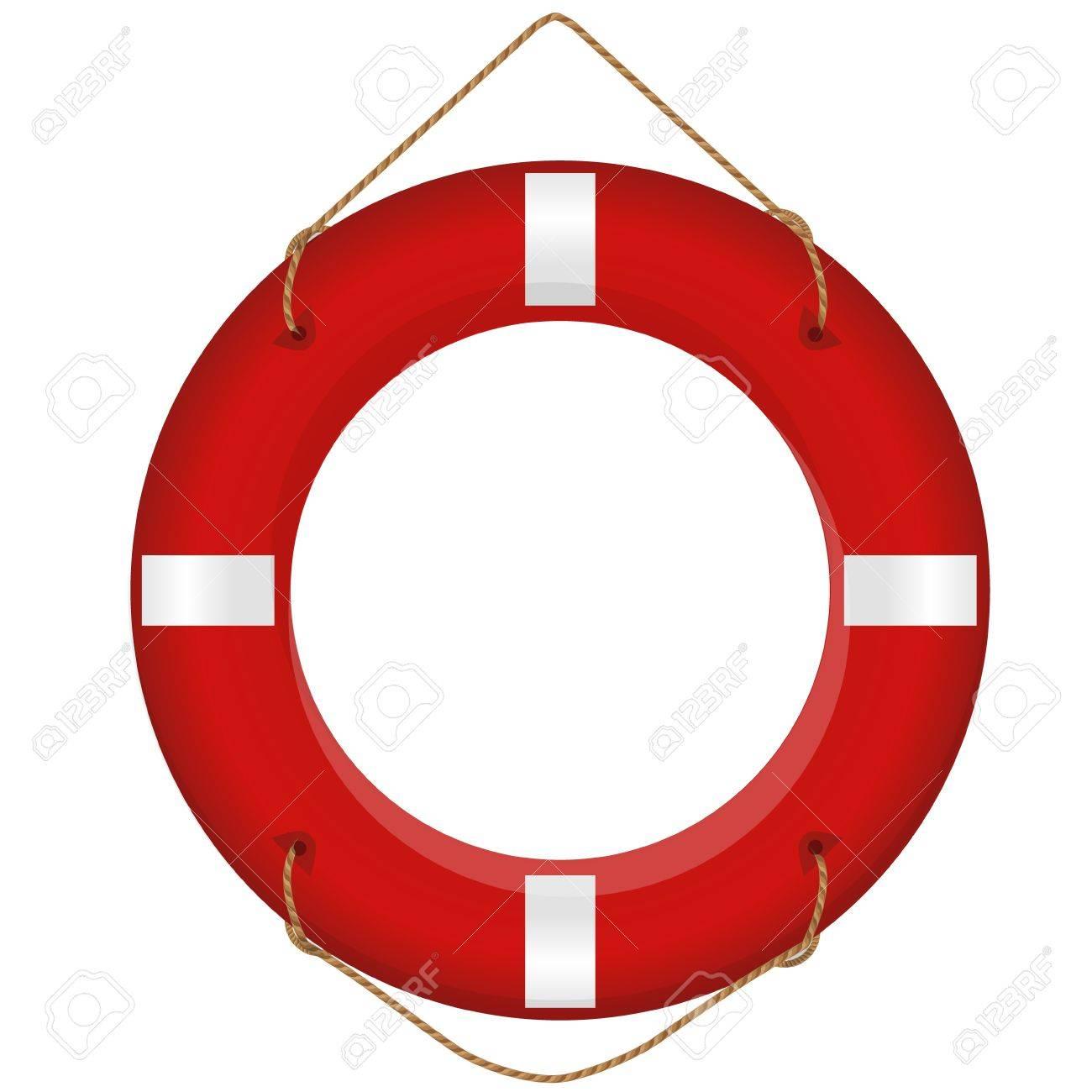 lifebuoy Stock Vector - 11580257