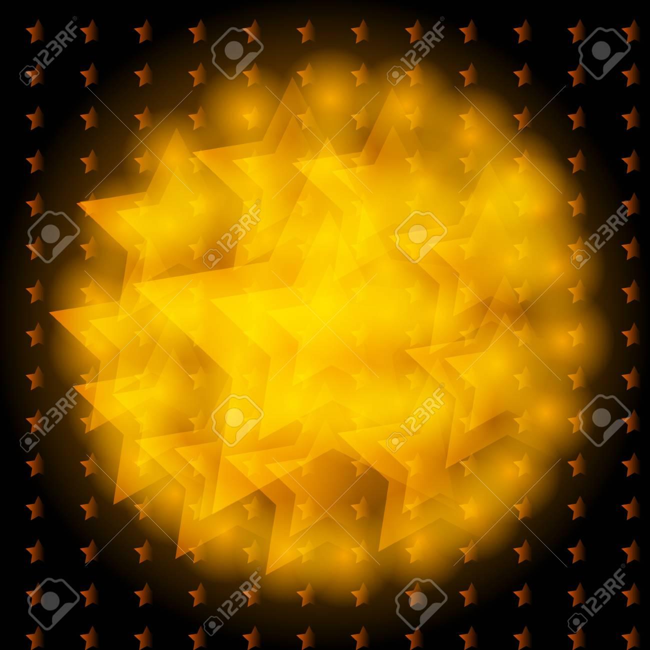 Star background Stock Vector - 12355698